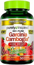 Garcinia Cambogia-Weight Loss Dietary Supplements Fruit Burst Flavors Gummies