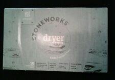 Stone Works Dryer Sheets Rain Fragrance Free (50 Sheets)