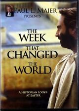 The Week That Changed The World NEW DVD Paul L Maier Historian Looks at Easter