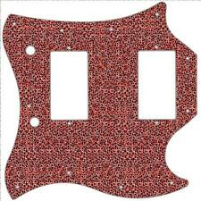 SG Standard Pickguard Custom Gibson Graphical Guitar Pick Guard Red Pearlesque