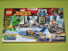 LEGO 6868 Marvel Super Heroes Hulk's Helicarrier Breakout NEW