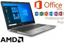 LAPTOP HP 255 G7 - BIS 1000GB SSD 16GB RAM - WINDOWS 10 PRO - OFFICE 2016 PRO