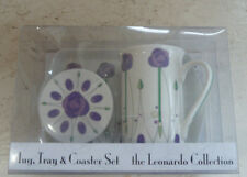 Mug, Tray & Coaster Set - the Leonardo Collection