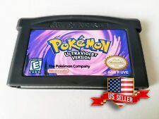 Pokemon Ultraviolet Version (GBA) Game Boy Advance Custom - USA Seller