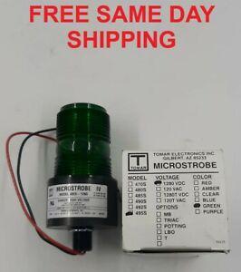 TOMAR MICROSTROBE 495S-1280 GREEN ITEM 014386 G5-5