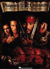 Klavier Noten : Fluch der Karibik (Filmmusik) mittelschwer (Pirates of Caribbean