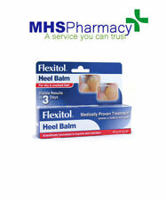 2x Flexitol Heel Balm for Dry & Cracked Feet Intense Moisturisation 56g