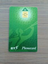 BT Phone Card £2, Used