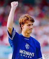 Brian Laudrup Glasgow Rangers 10x8 Photo
