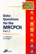 Data Questions for the MRCPCH Part 2, 1e (MRCPCH Study Guides)-ExLibrary