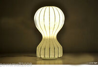 European Modern Minimalist Style Diameter18cm Height30cm Silk White Table Lamp