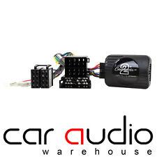 Citroen Relay Upto 2008 ERISIN Car Stereo Radio Steering Wheel Interface Stalk