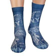 Spezial Damen Socken WIGGLESTEPS Funktionssocken (One Size 36/40) - NY Blue