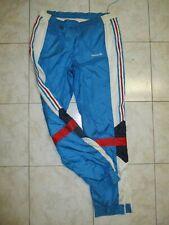 Pantalon équipe de FRANCE ADIDAS vintage Euro 1992 nylon pant football 174 M
