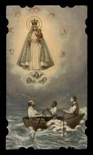 "santino-holy card""""ediz. NB serie R  n.3196 N.SENORA DE LA CARIDAD DEL COBRE"