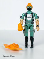 GI JOE - WET SUIT V1 - 1986 Original Vintage ARAH Hasbro Action Figure #1