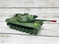 Vintage 80s Leopard German Radio Controlled WW2 Tank Toy Spares Repairs