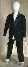 Costume/smoking noir taille 4 ans neuf marque Point Mariage étiqueté à 69,99€