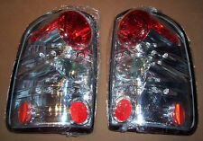 New IPCW Clear Euro Tail Lights CWT-CE538C for 2004-2008 Ford F-150 Pickups