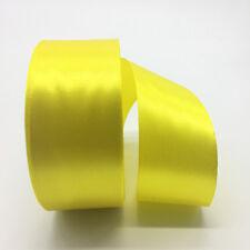 "5Yards 38mm(1-1/2"") Silk Satin Ribbon DIY Bow Wedding Party Christmas Ribbon"