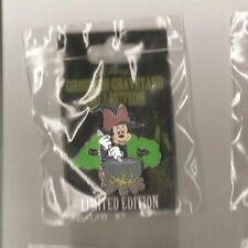 Disney Halloween Ghoulish Graveyard Collection - Minnie Mouse as Witch