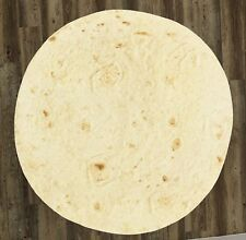 "Flour Tortilla 60"" Blanket"