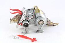Transformers G1 Slag Dinobot Original Takara Vintage V3