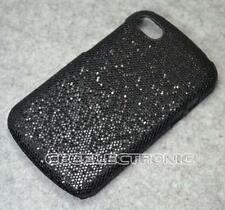 New Black Bling Glister hard case cover for Blackberry Q10