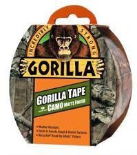 Gorilla Tape Weather Resistant Mossy Oak Camoflage Break Up Country Pattern - 8m