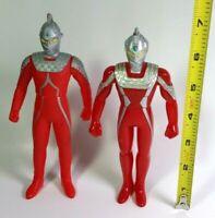 """Ultraseven Ultra Seven 21 Bandai Figure Set 2000 1995 Ultraman Hero 6""""+ US SELL!"""
