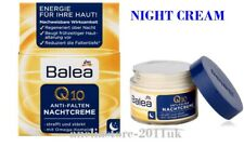 Balea Q 10 Anti-Wrinkle Night Face Cream with Omega Complex 50 ml