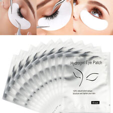 40pcs Eyelash Pad Gel Patch Eye Pads Lint Lashes Extension Mask Eyepads Best