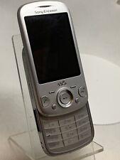 Sony Ericsson Zylo W20i - Silver (unlocked ) Mobile Phone