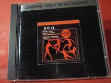 "MFSL MFCD-802 RAVEL "" BOLERO / LA VALSE "" (JAPAN-COMPACT DISC/NEW=MINT=UNPLAYED)"