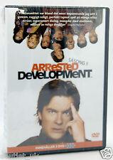 Arrested Development - Temporada 1 DVD Región 2 Nuevo Sellado MICHAEL CERA