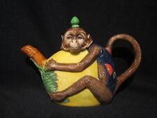 Minton LIMITED EDITION #814 - Monkey Teapot