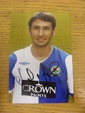 circa 2000's Autograph: Blackburn Rovers - Santa Cruz, Julio [Hand Signed Glossy