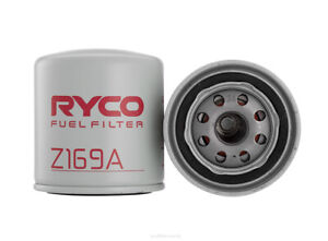 Ryco Fuel Filter Z169A fits Holden Rodeo RA 3.0 TD (TFR77), RA 3.0 TD 4x4 (TF...