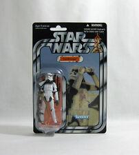 Nuevo 2010 Star Wars Sandtrooper ✧ ✧ Colección Vintage VC14 MOC
