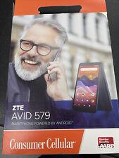 "ZTE AVID 579 (Z5156CC) Android 10 5.45"" 32GB 8MP Gray Smartphone RG11/22"