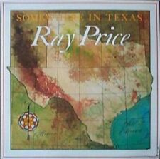 """RAY PRICE """"Somewhere In Texas""""  NEW FACTORY SEALED 1982 LP RARE!!!"""