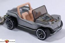 RARE KEY CHAIN SILVER MEYERS MANX DUNE BUGGY VW BUG COX NEW CUSTOM Ltd EDITION