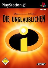Die INCREDIBILI - The Incredibles PLAYSTATION 2 Usato