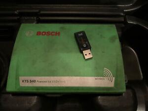 Bosch KTS 530 540 Diagnosegerät Tester ESI mit Zubehör No Bluetooth DCU FSA BEA