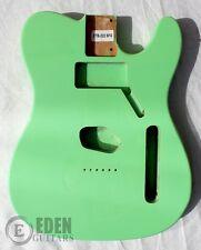 Eden Standard Series Alder Body for Telecaster Guitar Seafoam Green