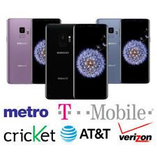 Samsung Galaxy S9 SM-G960U 64GB (Unlocked) Smartphone Black - Blue - Purple