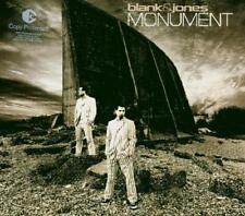 BLANK & JONES = monument =2CDs= TRANCE BREAKBEAT PROGRESSIVE SOUNDS !