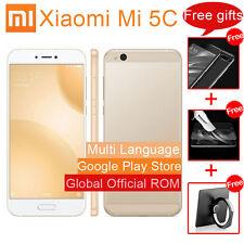 Xiaomi Mi 5C Mi5C Dual Sim 3GB 64GB Smartphone Mobile 4G LTE GSM Unlocked ORO
