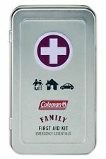 Coleman 82 Piece Family First Aid Kit - for camping travel or sports bag
