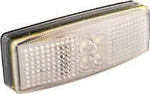 LED Autolamps Marker Light/ reflector Lamp white 12/24V 1490wm